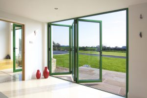 Installing Panoramic Bifold Patio Doors